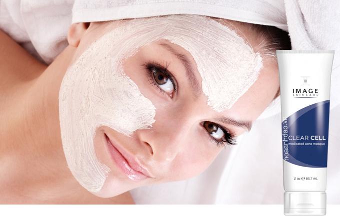 Mặt Nạ Giảm Nhờn Giúp Giảm Và Ngăn Ngừa Mụn Image Skincare Clear