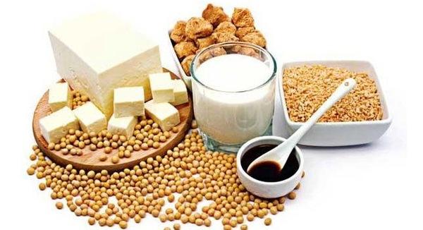 Image result for Các thực phẩm từ đậu nành