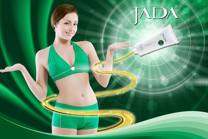kem massage tan mo hieu qua Jada slimming cream