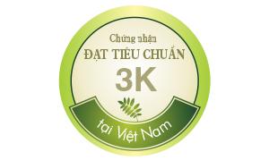 Vinh danh Công ty Mỹ Phẩm Mỹ Phẩm Ngoại Nhập tại lễ chứng nhận 3K tại Việt Nam