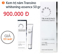 Kem trị nám Transino whitening essence 50 gr