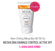 Kem Chống Nắng Bảo Vệ Tối Ưu NEOVA DNA Damage Control ACTIVE SPF