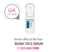 Serum điều trị lão hóa Bionic Face Serum