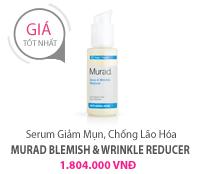 Serum Giảm Mụn, Chống Lão Hóa Murad Blemish & Wrinkle Reducer