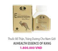 Thuốc Bổ Thận, Tráng Dương Cho Nam Giới Auhealth Essence Of Kang