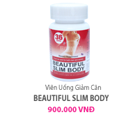 Viên Uống Giảm Cân Beautiful slim body