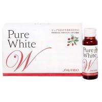 Shiseido Pure White nước uống hỗ trợ làm đẹp