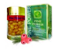 Tinh dầu lá thông đỏ Pine Powed Gold