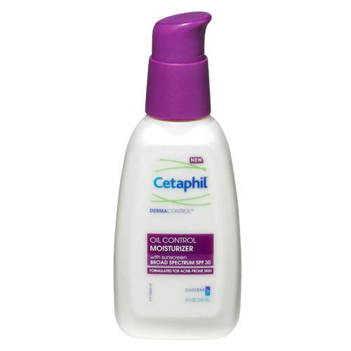 Kem chống nắng Cetaphil DermaControl Oil Control Moisturizer SPF 30