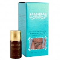 Serum mọc tóc vùng kín an toàn và hiệu quả Nakashima