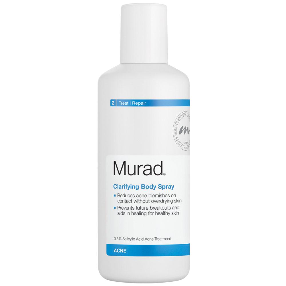 Toner Trị Mụn Dạng Xịt Murad Clarifying Body Spray