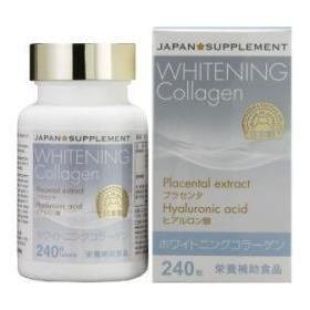 Viên Uống Trắng Da, Trị Nám Whitening Collagen
