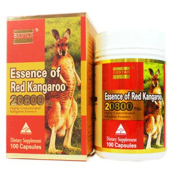 Viên uống tăng cường sinh lý Costar Essense of Red Kangaroo 20800