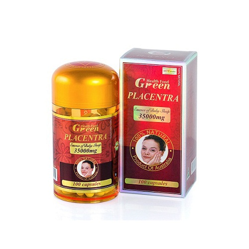 Nhau Thai Cừu Úc Green Health Food 35.000mg