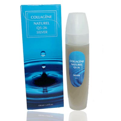 Collagen Tươi Chống Lão Hóa Cho Cơ Thể Collagen Naturel Q5- 26 Silver 200ml