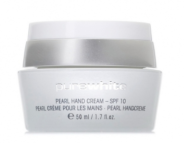 Kem dưỡng trắng da tay Purewhite Pearl Hand Cream SPF 10