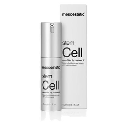 Tế Bào Gốc Điều Trị Thâm, Nhăn Vùng Môi Mesoestetic Stem Cell Nanofiller Lip Contour