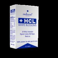 Viên Uống Trị Nám Da Sakura HCL White Blossom
