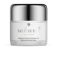 Kem dưỡng trắng da ban ngày Sakura Absolute Perfect UV Protection Restorative Day Cream