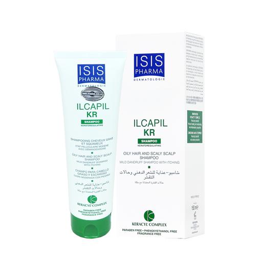 Dầu gội dưỡng tóc, giảm nhờn, trị gàu hiệu quả ISIS Ilcapil KR