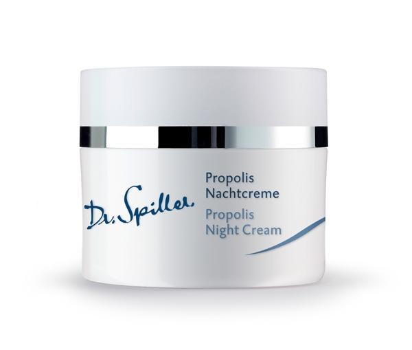Kem dưỡng da và trị mụn ban đêm Dr. Spiller Propolis Night Cream