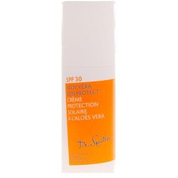 Kem chống nắng chiết xuất từ lô hội Dr Spiller Aloe Vera Sun Protect SPF 30