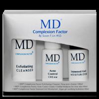 Bộ Kem Điều Trị Mụn Hiệu Quả MD Complexion Factor