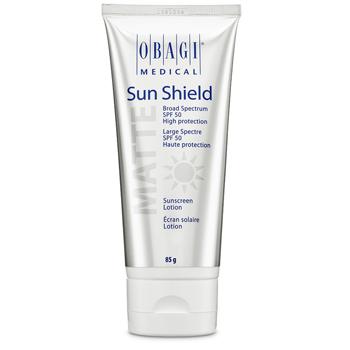 Kem chống nắng phổ rộng Obagi Matte Sun shield SPF50