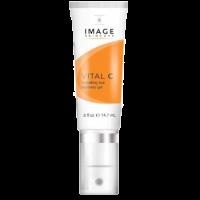 Kem dưỡng ẩm phục hồi, chống thâm quầng mắt Image Skincare Vital C Hydrating Eye Recovery Gel
