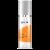 Sữa rửa mặt dưỡng ẩm tái tạo da Image Skincare Vital C Hydrating Facial Cleanser