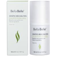 Kem dưỡng trắng da, trị thâm vùng nhạy cảm Bella Belle dạng Gel
