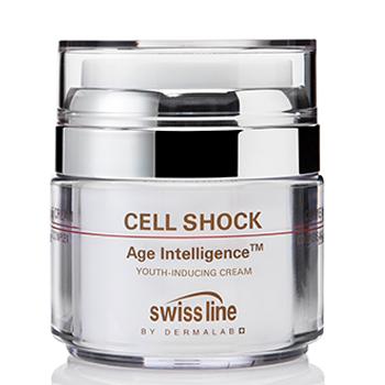 Kem trị nám, đốm nâu và dưỡng trắng da Swissline Youth Inducing Cream