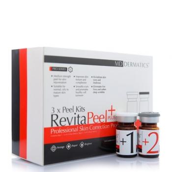 Điều trị sẹo rỗ nếp nhăn sâu MD Dermatics RevitaPeel Plus