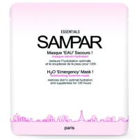 Mặt nạ se lỗ chân lông Sampar H20 Emergency Mask