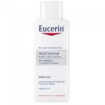 Sữa dưỡng thể giảm viêm ngứa Eucerin Atocontrol Body Care Lotion