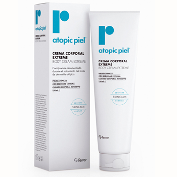 Kem dưỡng thể phục hồi, làm mềm dịu da dị ứng, cực khô Repavar Atopic Piel Body Cream Extreme