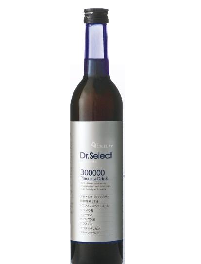 Thực phẩm chức năng uống đẹp da Dr. Select Placenta 300.000mg