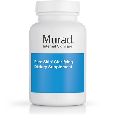 Viên uống trị mụn ẩn Pure Skin Clarifying Dietary Supplement