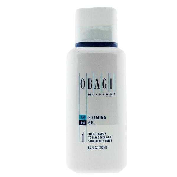 Sữa rửa mặt dành cho da nhờn,thường Obagi NuDerm Foaming