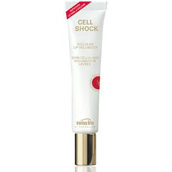 Kem dưỡng hồng môi Cell Shock Cellular Lip Volumizer Swissline