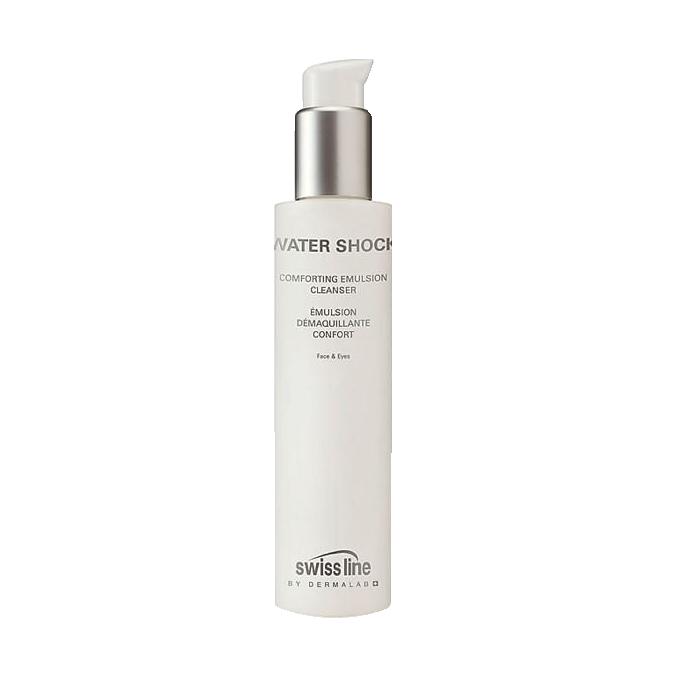 Nhũ tương làm sạch và êm dịu da Swissline Emulsion Cleanser