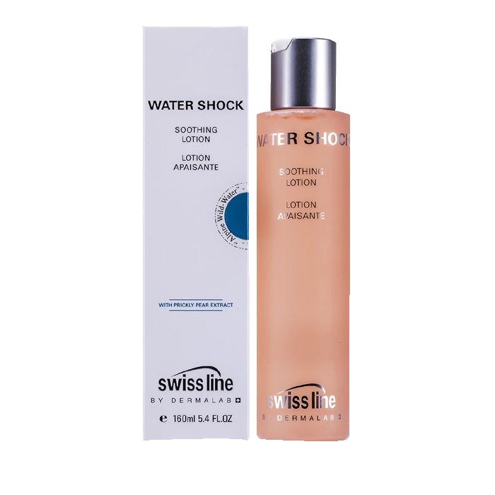 Dung dịch cân bằng, làm êm dịu da Swissline Water Shock Soothing Lotion