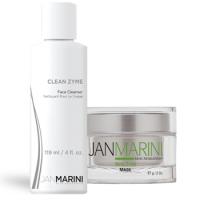 Bộ sản phẩm dưỡng tái tạo da Jan Marini Skin Zyme