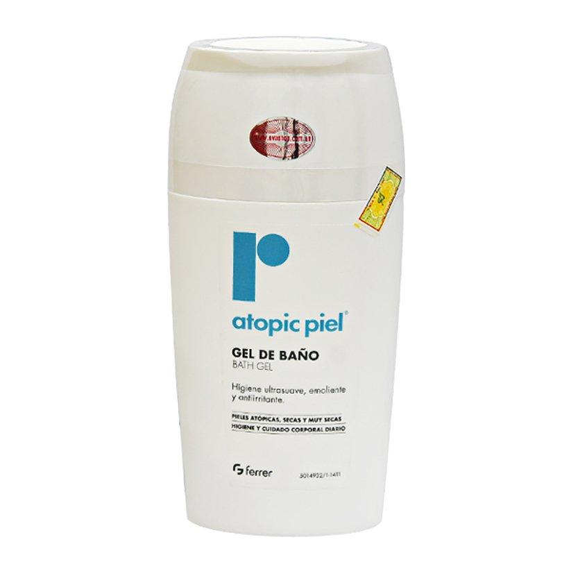 Gel tắm làm mềm dịu sạch da, không gây kích ứng Repavar Atopic Piel Bath Gel