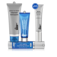 Bộ Giải Pháp Chăm Sóc Da Nhờn Dr. Brandt Pores / Oily Skincare Solution