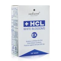 Viên Uống Trị Nám Tàn Nhang Sakura HCL White Blossoms EX