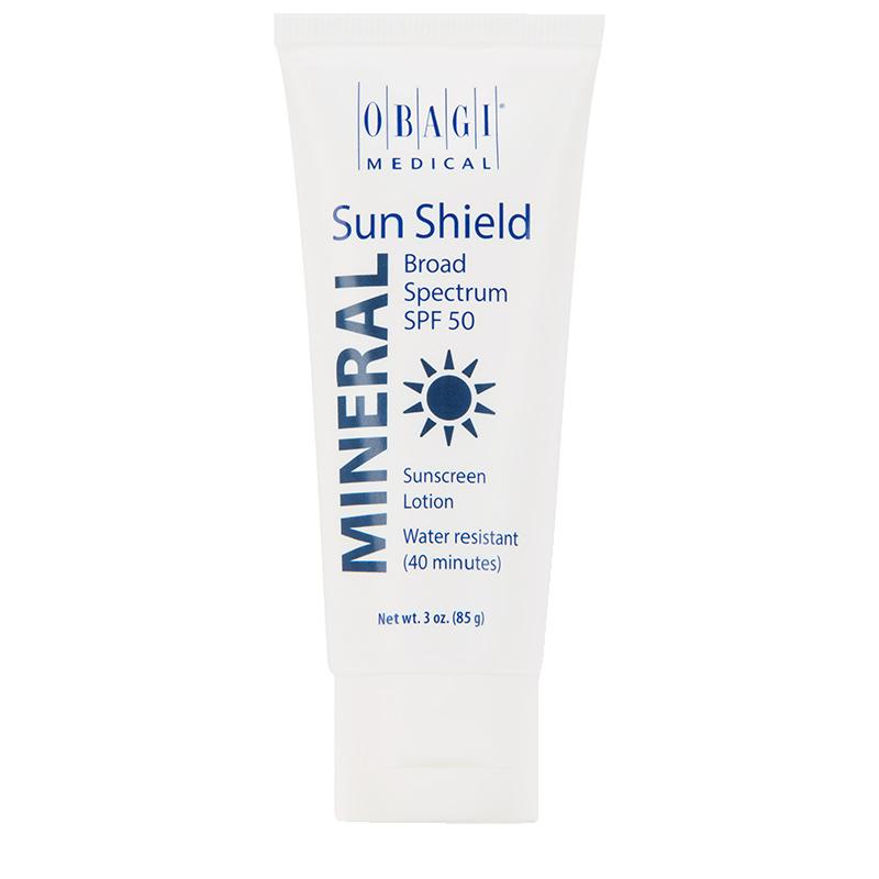 Kem chống nắng khoáng Obagi Sun Shield Mineral SPF 50