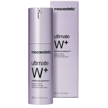Tinh chất dưỡng trắng da Ultimate W Whitening Essence Mesoestetic