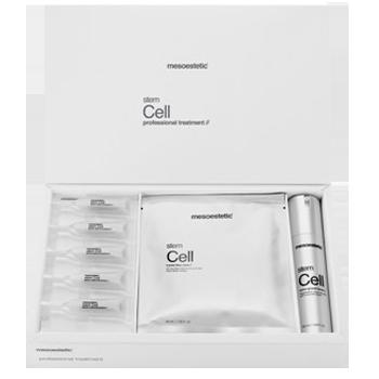 Bộ sản phẩm điều trị trẻ hóa da tế bào gốc Mesoestetic Stem Cell Professional Treatment