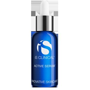 Serum giúp giảm mụn cám và mụn đầu đen iS Clinical Active Serum 60ml